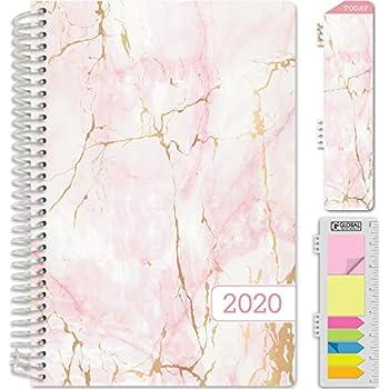 Amazon.com : HARDCOVER Calendar Year 2020 Planner: (November ...