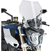 Puig WindScreen Naked New Generation 2015 BMW F800R Clear / 8187W by Puig