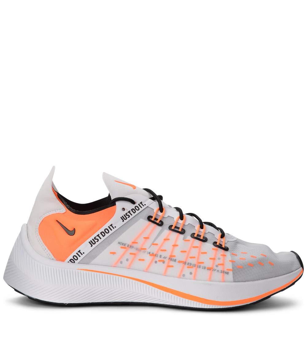 premium selection fd964 21618 Galleon - Nike EXP-X14 SE Just Do It Men s Shoes White Total Orange Black  Wolf Ao3095-100 (9 D(M) US)