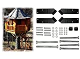 8 Foot Octagon Treehouse Kit offers