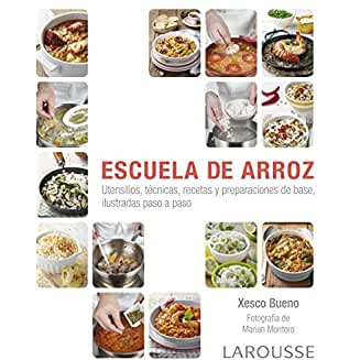 Escuela de arroz book jacket