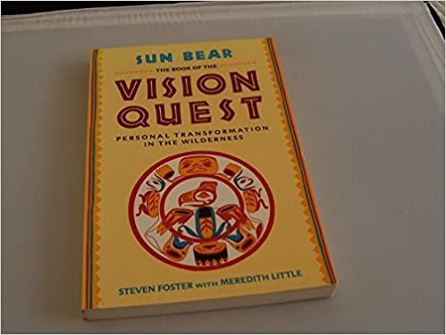 Book The Book of Vision Quest by Sun Bear (1988-02-01)