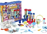 Springboard into the exciting world of science with the Big Bag of Science kit. This kid's science kit is created for kids 8 years and older to perform more than 70 science projects that allow them to explore educational science principles while havi...