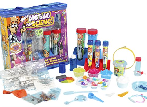 Be Amazing Toys Big Bag Of Science Kit