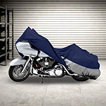 Motorcycle Bike Cover Travel Dust Storage Cover For Kawasaki VN Vulcan Classic Nomad Drifter 1500