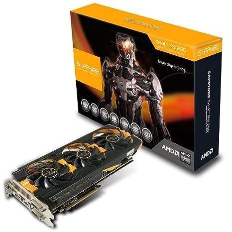 Sapphire 11227-00-40G AMD Radeon R9 290 4GB - Tarjeta gráfica (Activo, AMD, Radeon R9 290, GDDR5, PCI Express 3.0, 4096 x 2160 Pixeles)