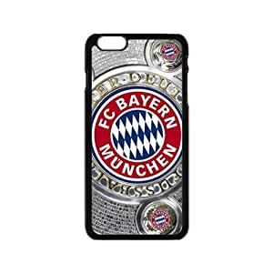 Fc Bayern Munchen Fashion Comstom Plastic case cover For Iphone 6