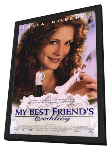 My Best Friend's Wedding - 27 x 40 Framed Movie Poster