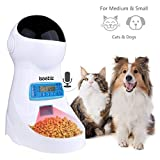 Best Automatic Cat Feeders - Automatic Pet Feeder, Dogs Cats Food Dispenser Review