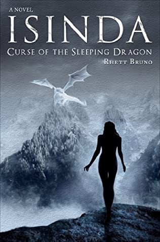 book cover of Isinda: Curse Of The Sleeping Dragon
