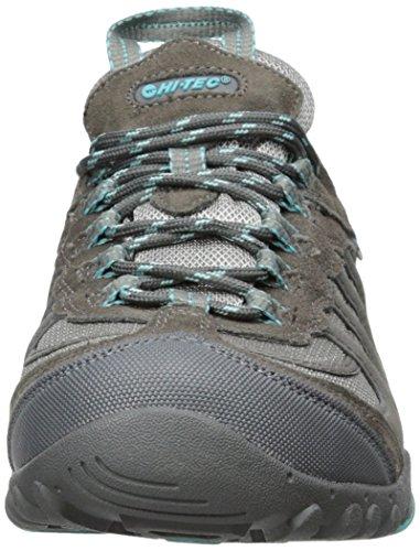 Shoe Penrith Grey Hiking Hi Women's Steel Tec Steel Waterproof Low Aqua qwEYO