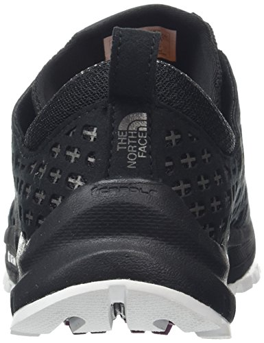 The North Face Vrouwen Berg Sneaker Tnf Zwart / Tnf Wit