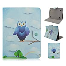 10.1 inch Tablet Sleeve Case,Samsung Galaxy tab a 10.1 Case,Samsung tab a10.1 Case,Huawei T1 10 Case,Huawei Mediapad T1 10 Case,Universal Leather Stand Case Folio Cover Magic Leather Case for Samsung Galaxy tab a 10.1 Tablet / Huawei Mediapad T1 10 Tablet Case