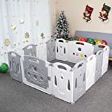 Foldable Baby playpen Baby Folding Play Pen Kids