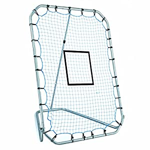 Franklin Sports MLB Adjustable Deluxe Baseball Pitch Return Trainer - 72 x 52 Inch