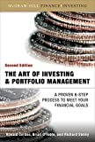 img - for The Art of Investing and Portfolio Management, 2nd Edition by Ronald Cordes (2008-01-02) book / textbook / text book