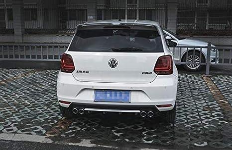Desconocido Alerón Trasero para Volkswagen Polo 2011-2015 ...