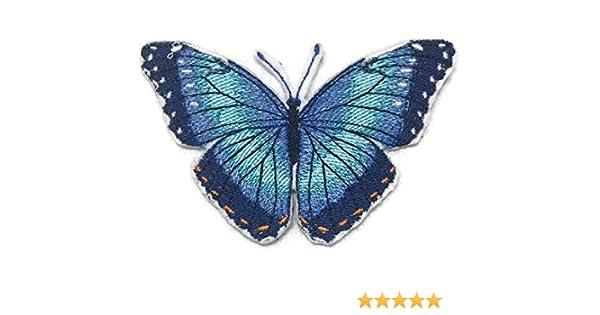 Personalizado y único increíble mariposas coloridas [Blue Morpho ...