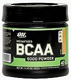 Optimum Nutrition BCAA 5000 Powder, Orange,40 Servings 380 Grams