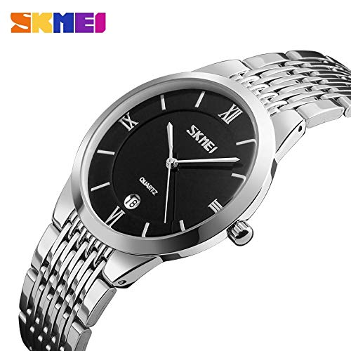 Lovers Watches - Brand Lovers Quartz Wrist Watch Men Women Couples Watches Female Clock Man Quartz-Watch Montre Femme Relogio Feminino - by Tini - 1 PCs