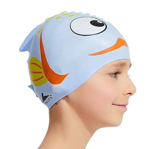 Gorro de baño para niños Gorro de baño for niños Gorro de natación ...