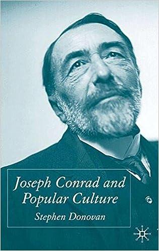 Book Joseph Conrad and Popular Culture