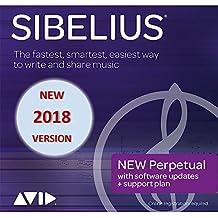 Sibelius 2018 Music Notation Software