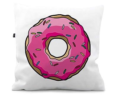 Cojín Donut Candy KS031: Amazon.es: Hogar