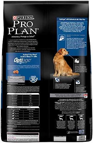Pro Plan Comida para Perros Adultos Active Mind, Razas Medianas y Grandes, 13 kg 3