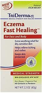Eczema Fast Healing Cream 2.2oz