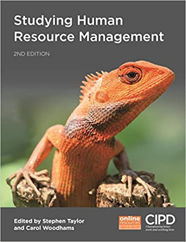 Book Studying Human Resource Management