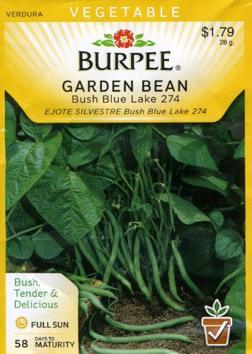 Burpee 65367 Bean, Bush Snap Blue Lake 2 - Blue Lake 274 Bean Snap Shopping Results