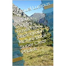 Andorra Country Travel Hd Photograph Picture book Super Clear Photos