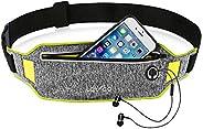 iPhone 13 Running Belt iPhone 12 Plus Waistband Sweatproof Running Pouch Belt for iPhone Xs/Max/XR/iPhone 7 Ru