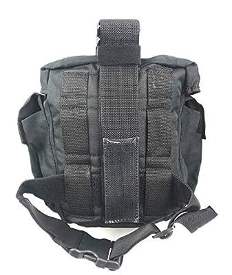 Quik2U Leg Drop Gas Mask Bag from Quik2U