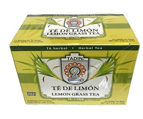 Lemongrass Lemon Tadin Tea - Te De Limon