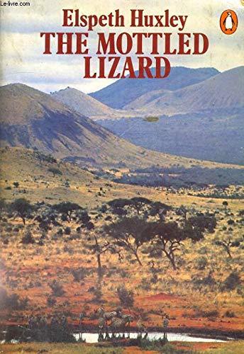 - The Mottled Lizard