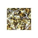 LaetaFood Bag - Hershey's Kisses, Milk Chocolate with Almonds (Pack of 2 Pound)