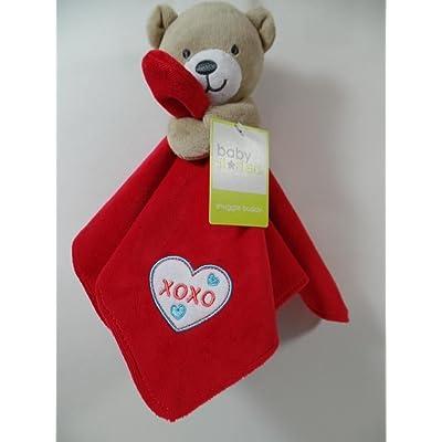 Snuggle Buddy Brown Bear Nunu by Baby Starters: Toys & Games
