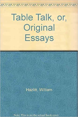 a fathers letter by william hazlitt