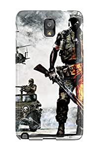 Case Cover Battlefield Bad Company 2 Vietnam/ Fashionable Case For Galaxy Note 3