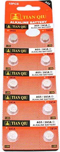 SE - Battery - AG5 Button Cell, 10 Pc