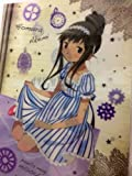 Anime & Comics Magical Girl Madoka ☆ Magica Lawson limitation clear file Akemi flame ver