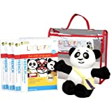 Learn French with Little Pim DVD and Plush Set