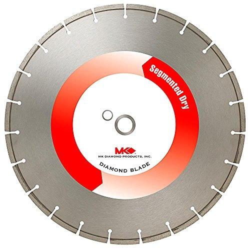 MK Diamond 14 in. x 19 Tooth General Purpose Dry Cutting High-Speed Circular Saw Blade