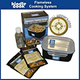 Cheap KindleCook-Flameless Heating System for Heating MREs, Dehydrated Foods, or Fresh Foods