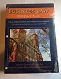 Business Law Text & Cases w/ Printed Access Card Cnow 9781133904847