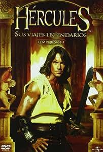Hercules: viajes legendarios (1ºtemporada) [DVD]