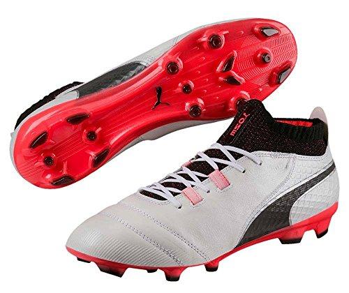 Homme Pour Puma Foot Blanc De Weiß Chaussures wv6qPF7