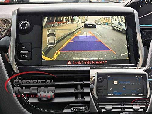 Reversing Reverse Camera Kit For Peugeot 208 2008 2017 Onwards Buy Online In Antigua And Barbuda At Antigua Desertcart Com Productid 104648889